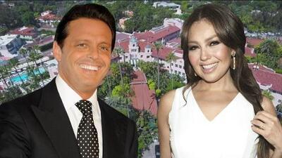 Así es The Beverly Hills Hotel: en el que Thalía y hasta Luis Miguel han pagado 3,200 dólares por noche