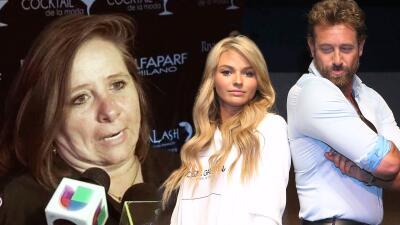 """""""Sería una horrible madrastra"""": mamá de Geraldine Bazán arremete contra Irina Baeva y llama """"cruel"""" a Gabriel Soto"""