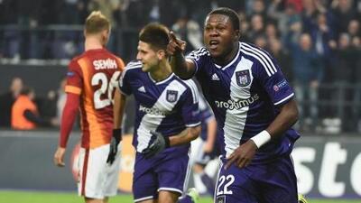 Anderlecht 2-0 Galatasaray: El club de Bruselas queda eliminado pese a vencer a los turcos