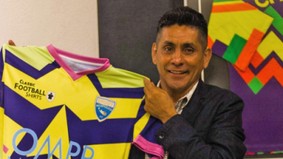 Jorge Campos tiene playera versión 2019