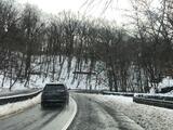 Tormenta invernal en Pensilvania: mezcla invernal de hielo y nieve ligera provoca retrasos en las carreteras