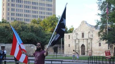 Boricuas en San Antonio convocan a manifestación para pedir la renuncia del gobernador de Puerto Rico