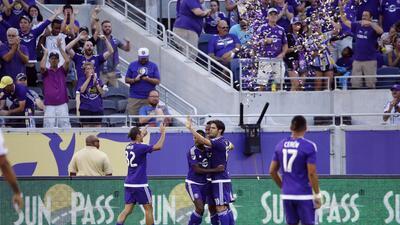 Kaká da sufrido triunfo a Orlando sobre Toronto FC
