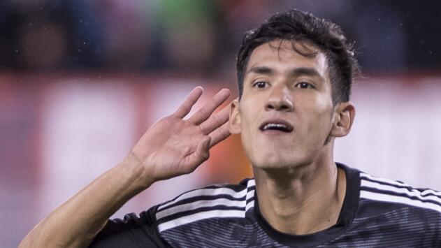 EXCLUSIVA | Uriel Antuna volvió por los retos que planteó Ricardo Peláez
