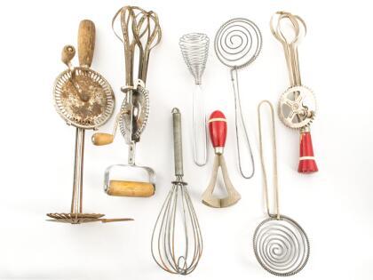 Así han cambiado los utensilios de cocina a través de los ...