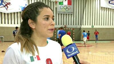 Selección femenil de México de balonmano venció a Canadá y sueña con los Panamericanos de Lima