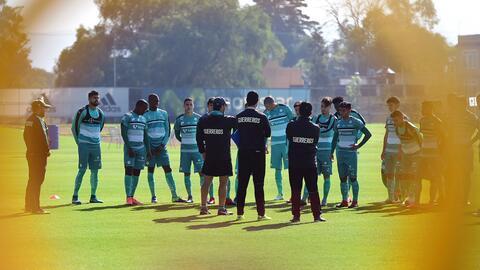 Santos ratificó a Siboldi y va por tres refuerzos