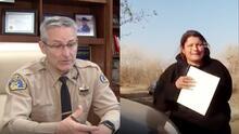 Denuncian al departamento del alguacil de Tulare por hostigamiento en campamento de indigentes
