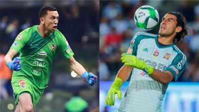 Balón de Oro   ¿Agustín Marchesín o Nahuel Guzmán? Quién ha sido el mejor portero de la Liga MX