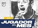 Con 7 goles y una asistencia, Chicharito es el Jugador del Mes en MLS