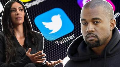"Kim Kardashian se 'pelea' en Twitter para proteger a su ""hombre"""