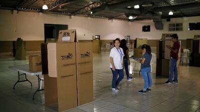 Expectativa en El Salvador por las elecciones presidenciales de este domingo