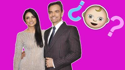 Eugenio Derbez cometió un error y reveló el sexo del bebé de Aislinn