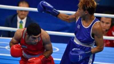 El venezolano Yoel Finol no pudo con Zoirov y se quedó con el bronce en boxeo