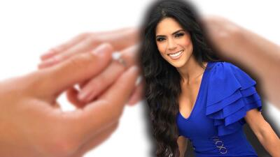 Feliz, bendecida y enamorada: a Francisca le llega la propuesta de matrimonio del novio italiano en su viaje por Dubai