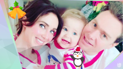 Famosos en pijamas: así festejaron estas celebridades la Navidad 2017