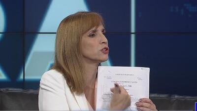 Beatriz Zayas reacciona a los señalamientos en su contra
