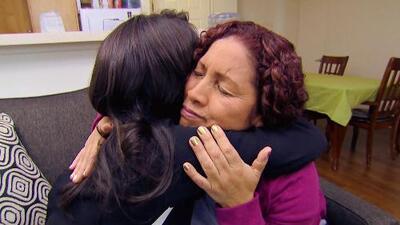 La mejor noticia para una madre con orden de deportación