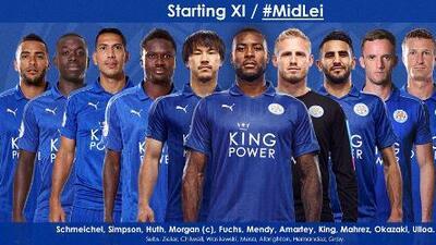 El Leicester dejó de serlo y se transformó en el Naciones Unidas Fútbol Club