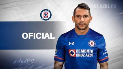 OFICIAL: Walter Montoya ya es de Cruz Azul