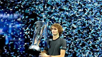 ¡Ya no es una promesa! Zverev vence a Djokovic en la final del Masters