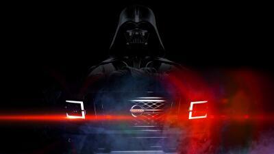 Las pickups más rudas de la galaxia se convierten al lado oscuro de la Fuerza