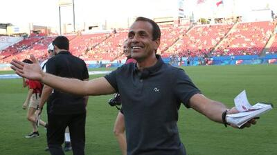 Óscar Pareja entra en la baraja de los cuatro finalistas para tomar las riendas del Team USA