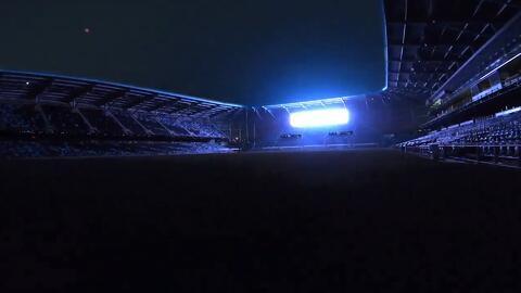 ¡Ya deslumbra con juego de luces! Así de espectacular es el nuevo estadio de Minnesota United