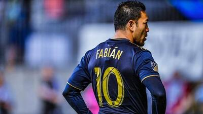 Positivismo en Philadelphia Union con respecto a la lesión de Marco Fabián