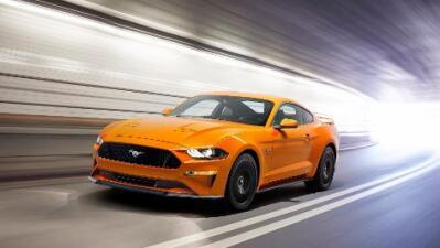 Prueba del Ford Mustang 2018