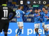 Napoli avanza a las Semifinales de la Coppa Italia con gol histórico del Chucky