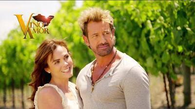Vino el Amor es dulce, elegante y está buenísima, así fue el gran estreno por Univision