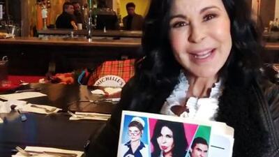 María Conchita Alonso confiesa si se atrevería a matar por una infidelidad (como lo hizo con Guy Ecker en el cine)