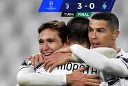 Juventus y 'CR7' caminan rumbo a los Octavos de Final
