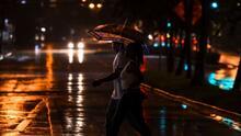 Lluvia y cielos nublados, lo que le espera a Miami la noche de este miércoles, según el pronóstico