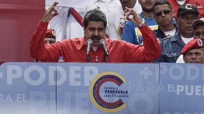 Nicolás Maduro aplaza la juramentación de constituyentes hasta el viernes 4 de agosto