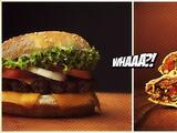 Burger King lanza un híbrido entre hamburguesa y burrito (y no estamos de acuerdo)