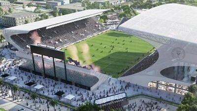 Un paso más cerca de MLS: Inter Miami comenzará a construir su primer estadio y sede