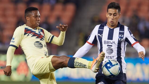 Los más recientes antecedentes del América vs Monterrey en Liguilla
