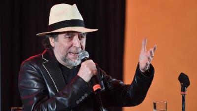 """Joaquín Sabina opina tajante: """"Que se metan el muro por el culo"""""""