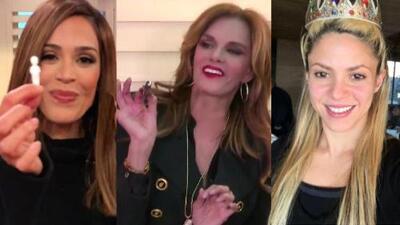 ¿Qué tienen en común Karla Martínez, Lucía Méndez y Shakira?