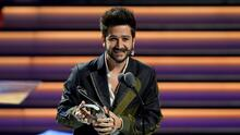 Camilo ganó 5 veces en Premio Lo Nuestro y goza del éxito, pero una pérdida por covid lo entristece
