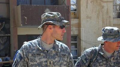 Trump indulta a un veterano condenado por crímenes de guerra en Irak