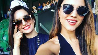 Eiza González y Ana de la Reguera son inseparables