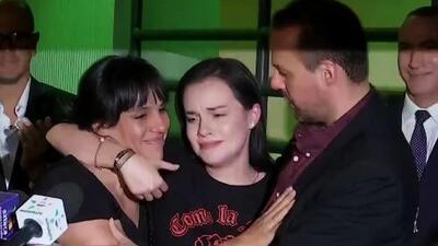 Los tres hijos de José José aparecen abrazados ante las cámaras tras su esperada reunión