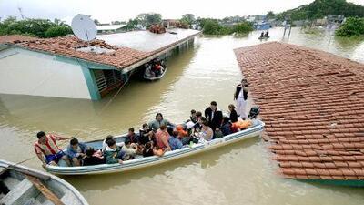 """Un """"cazador de tormentas"""" (sin saberlo) ha hecho que México deje de recibir millones para remediar desastres"""
