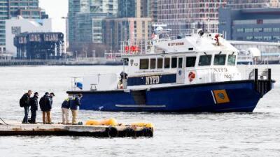 Qué se sabe del fatal accidente del helicóptero que cayó al agua en Nueva York