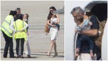 Hospitalizan a George Clooney tras sufrir un accidente de moto