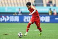 ¡Por una falta en un partido! Club chino suspende a su jugador por un mes y evalúa despedirlo
