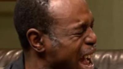 Falleció Rocky Lockridge, boxeador que se hizo viral por llorar en un reality show